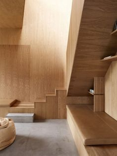 Wood and concrete   NordicDesign