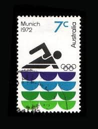 Image result for swimming stamps