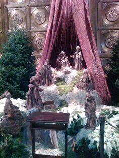 St. John the Divine Creche, NYC, 2009
