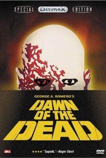 When George Romero came to Wellesley to lecture about this movie is when I fell in love with horror. How can think of using zombies to talk about the war in Vietnam?!