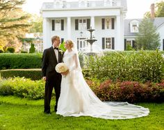 Rose Hill Plantation in Nashville, NC, is the perfect venue for a classic Southern wedding. Photo by @neilboydraleigh