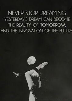 Rhythmic gymnastics quote