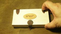 Leather watch strap. Handmade. T 877