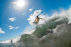 SURFING - Mal Pais, Costa Rica
