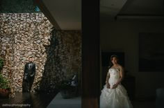 Post wedding from adi+ira in sewara villa uluwatu bali Photo By BAgus adi astinaphotography