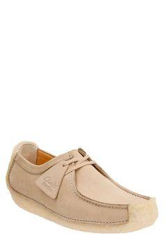 Clarks® Originals 'Natalie' Moc Toe Derby (Men) Clarks Originals, The Originals, Casual Sneakers, Shoes Sneakers, Fashion Boots, Men's Fashion, Loafer Slippers, Men's Clarks, Loafers Men