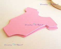 50 Baby Onesie Tags Size 3 In Nontextured or by CurlynChic on Etsy, $4.40