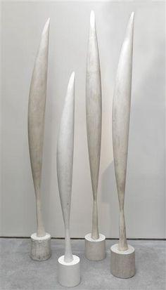 Constantin Brancusi, L'Oiseau dans l'espace, 1927-1933