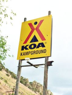 5 reasons to Camp KOA my personal favorite is next to Disney land.