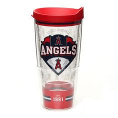 Los Angeles Angels of Anaheim Tervis 24oz. Classic Wrap Tumbler with Lid - $22.99