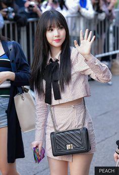 Kpop Girl Groups, Korean Girl Groups, Kpop Girls, Kpop Fashion, Fashion Outfits, Fashion Styles, Jung Eun Bi, G Friend, Korean Singer