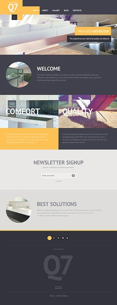 Website Template #46032
