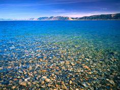 Bear Lake, Utah. The Carribean of the Rockies. Going again this August :)