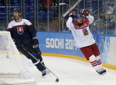 Zdeno Chára, Tomáš Plekanec Winter Olympic Games, Winter Olympics, Basketball Court, Sports, Hs Sports, Sport