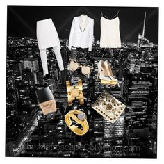 Then there was ... WHITE! by cupcakebandit on Polyvore featuring polyvore, moda, style, River Island, Victoria Beckham, BCBGMAXAZRIA, Charlotte Olympia, Alexander McQueen, Tory Burch, STELLA McCARTNEY and Butter London