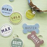 Mulitple Dog and Cat DIY Projects - including Dog Tags