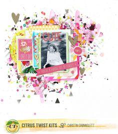 CTK August 2015 Add-on - Christin Gronnslett Whole Lot of Lovely