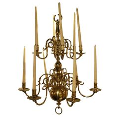 View this item and discover similar for sale at - Century Brass French Twelve Candle Williamsburg Style Chandelier Chandelier Pendant Lights, Colonial, Primitive, Ceiling Lights, Candles, French, Lighting, Furniture, Style