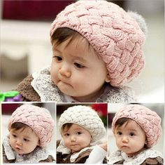 Newborn Girls Boys Warm Hat Winter Baby Hats Warm Baby Accessories Beanie Cap Lovely Rabbit Ears Photography Props Commodities Are Available Without Restriction Mother & Kids