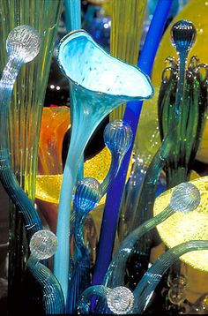 Dale Chihuly - Tacoma art museum