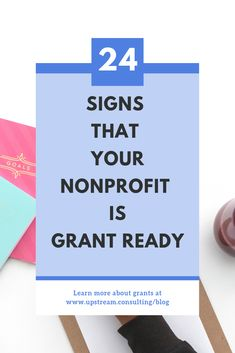 Do you know if your organization is grant ready? If it's not, you could be wasting valuable time and resources applying to grants you likely won't win. Click through to read 24 signs of a grant-ready organization. Grant Proposal Writing, Grant Writing, Nonprofit Fundraising, Fundraising Activities, Fundraisers, Apply For Grants, Speech Therapy Activities, Play Therapy, Leadership Strategies