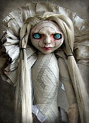 Disturbing, beautifull, scary, touching, impossible, human.... Horka Dolls.