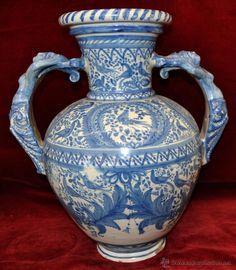 Candelabros con la estrella de david talavera de la reina for Ceramica talavera madrid