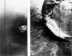 Mariner 9 Sees Shield Volcano on Mars
