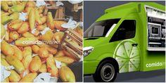 Paulistanos vão criar food truck contra o desperdício de alimentos