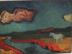 Jaap Min  De Bergense School is een stroming in de Nederlandse schilderkunst tussen 1915 en 1925 die wordt gekenmerkt door een expressionistische stijl met kubistische invloeden en donkere tinten. De kunstenaars woonden en werkten in of nabij het Noord-Hollandse kunstenaarsdorp Bergen.  Grondleggers van deze stroming waren de Franse schilder Henri Le Fauconnier en de Nederlandse schilder Piet van Wijngaerdt. Ze kregen veel navolging van jonge schilders die ageerden tegen het Impressionisme