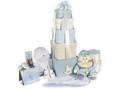 Baby Boy Tower Gift Hamper