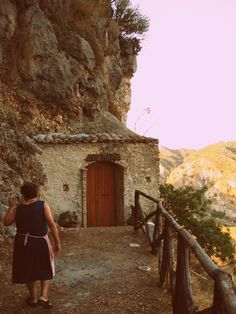 """Calabria, Italy """"...it was my first summer there. The light at sunset in Calabria can be enchanting, covering with an orange veil flaws and scars of a mistreated land."""" Check out my post """"Story of a picture"""" on wandermysty.com"""