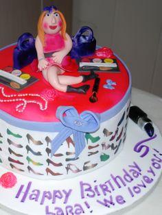 Shopping Spree Fashionista Birthday Cake Call 043850011 for a #cake consultancy #decorated #cake #oushe #gourmet #bakeshop #delicious #chocolate #vanilla #shopping #fashionista #birthday #shoes #bags #funky #creative #fun #yummy #dubai #uae www.oushe.com