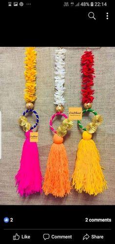 22 Ideas For Hanging Door Decorations Creative Diwali Decoration Items, Diwali Decorations At Home, Festival Decorations, Handmade Decorations, Door Hanging Decorations, Arch Decoration, Diwali Craft, Diwali Diya, Wedding Cards Handmade