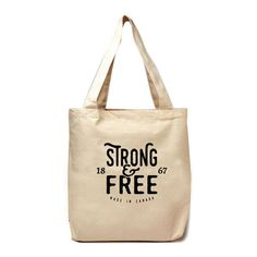 These high-quality heavy duty cotton canvas bags are durable, comfortable and so chic you'll want to take them everywhere! Handcrafted in Canada.