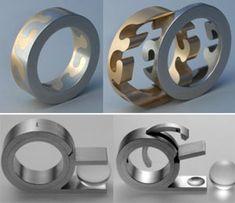 DANIEL CHIQUET-CH.// ring engineering..