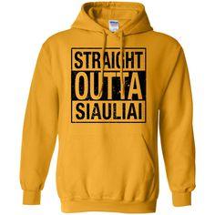 Outta Siauliai -- Guys/Gals Hoodie