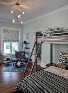 jugendzimmer gestalten 100 faszinierende ideen jugendzimmer einrichtungsideen etagenbett gra. Black Bedroom Furniture Sets. Home Design Ideas