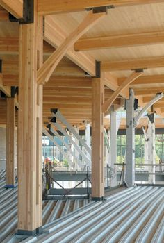 Cross Laminated Timber | Sponsored by reThink Wood, American Wood Council, and FPInnovations | Originally published in the October 2013 issu...