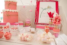 Kit Candy Bar / Kit Mesa de Chuches