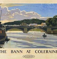 The Bann At Coleraine, Northern Ireland