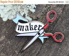 Hey, I found this really awesome Etsy listing at https://www.etsy.com/listing/496383852/pin-sale-maker-pin-enamel-pin-pin-badge