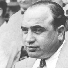 Al Capone, the original scarface and number 1000 pin.  Perfect.