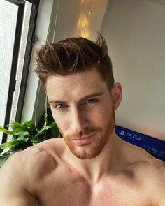 Hot Ginger Men, Danish Men, Redhead Men, Hot Guys, Hot Men, It Cast, Boys, Instagram, Autocad