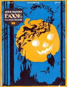 October 1930 - John Martin's Book, The Childs' Magazine