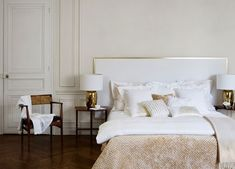 Zara Home - nova coleção é em tons de branco ~ Decoração e Ideias - casa e jardim