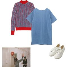 """clouds are finally gone"" by thisisnotmyname on Polyvore"