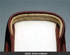 Greek end band by Shanna Leino