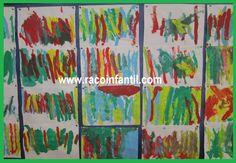 Hoy os traemos una idea para trabajar el trazo vertical con los niños de p3 http://www.racoinfantil.com/lectoescritura/grafomotricidad/trazo-con-t%C3%A9mperas/