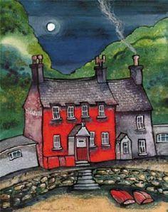Ty Coch by Dorian Spencer Davies